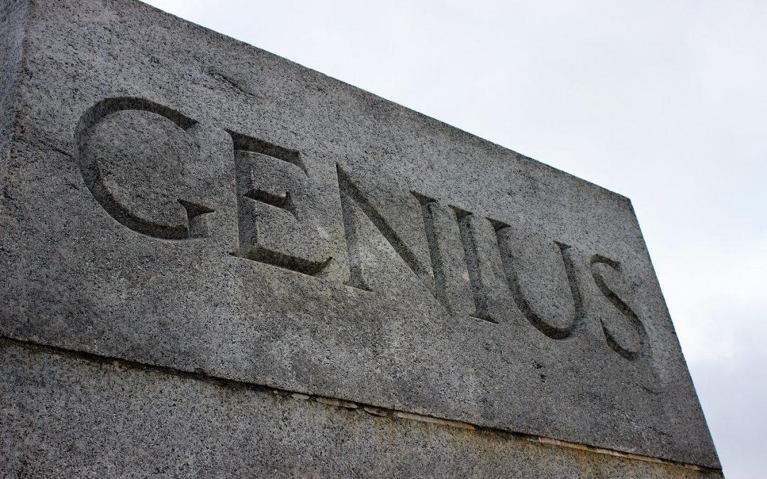 I help people like you unlock your inner genius